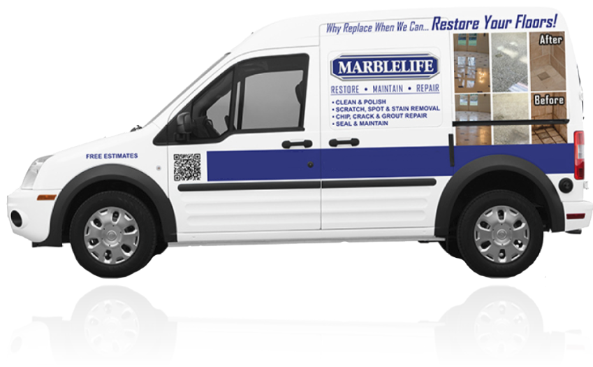 Marblelife Truck
